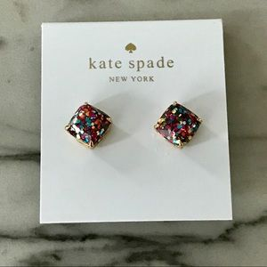 NWT Kate Spade Stud Earrings! ❤️